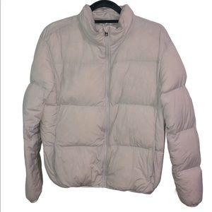 Babaton Aritzia Puffer Coat